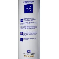 Crystal kulfilter K3