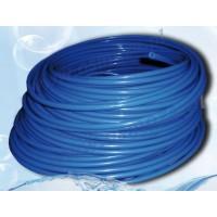 """Plastslange, mørkeblå, 1/4"""", 1 meter"""