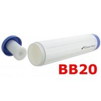 Filterpatron selvfyld BB20 filterhus