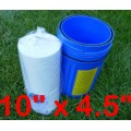 "Sedimentfilter skum 10"" x 4,5"" BB10 05µ"