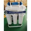 Osmoseanlæg 600GPD, pumpe 12 timer, 80 L/H, standard filterhuse