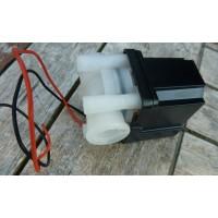 Autoflush ventil