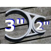 Clip 3,0'' x 2,0''