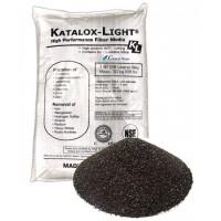 Katalox okker-filtermedie 1 liter